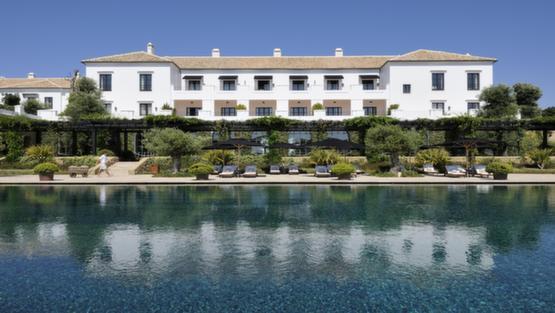 Hotel Finca Cortesin pool