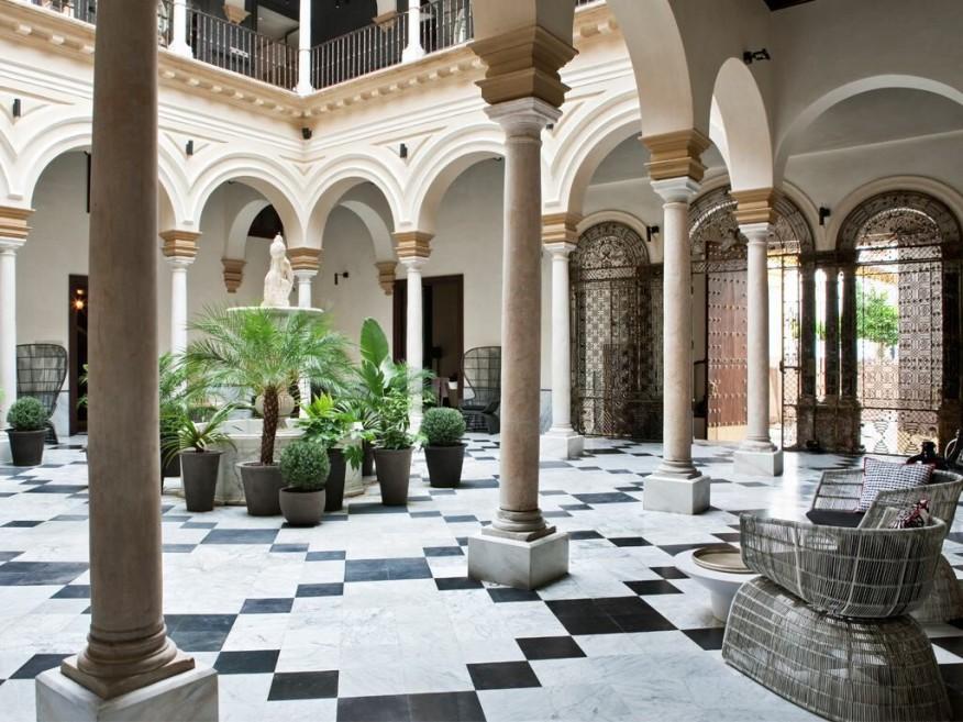 Palacio Villapanes Boutique Hotel Spain